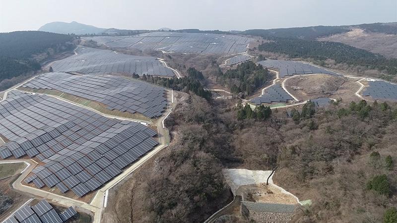 Photovoltaic (Mega Solar)