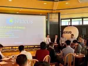 福島県の磐梯山で開催されたNEXUS ASIA SUMMITにて、エネルギーの未来をテーマにしたパネルディスカッションに弊社代表の磯野が登壇しました