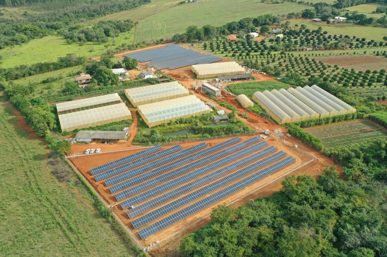 Shizen Energy Completes Construction of First Solar Power Plant in Brazil