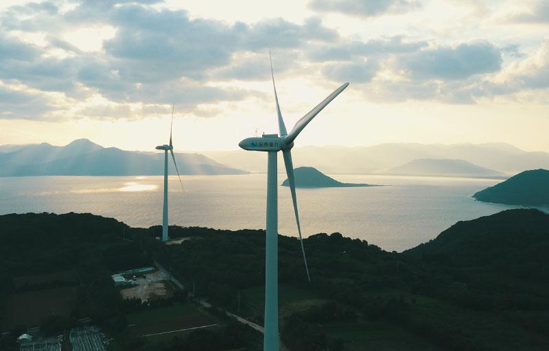 Karatsu Minato Wind Power Plant Project
