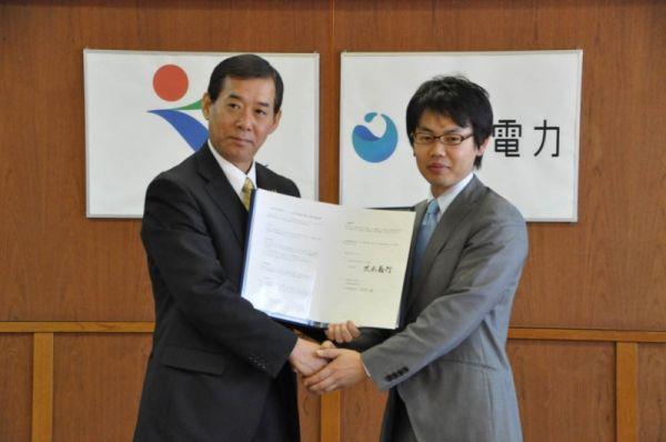 熊本県合志市と包括協定を締結しました。