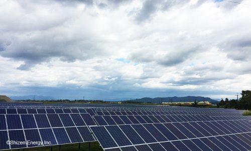 「胎内自然電力太陽光発電所」「胎内自然電力第二太陽光発電所」において ノンリコース型プロジェクトファイナンスによる資金調達を実現