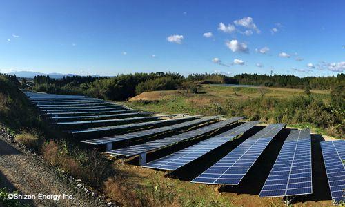 宮崎県西都市におけるメガソーラー発電所完工のお知らせ