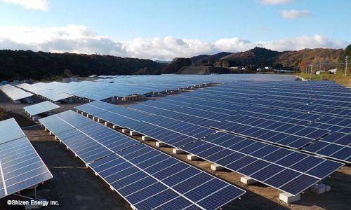 大分県国東市におけるメガソーラー発電所完工のお知らせ
