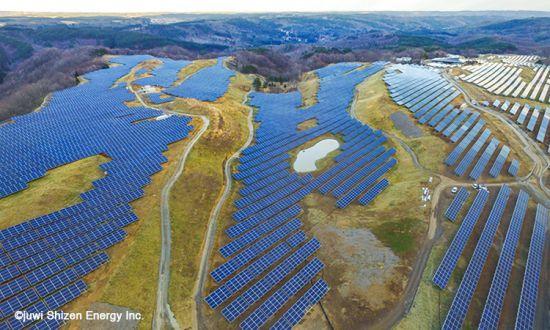25MWの大規模ソーラー「洋野太陽光発電所」(岩手県)完工のお知らせ