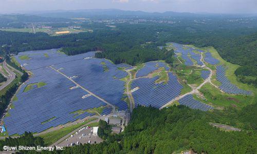 自然電力グループが開発・EPCを手掛けた20MWのメガソーラー「鹿児島県霧島市太陽光発電所」完工のお知らせ