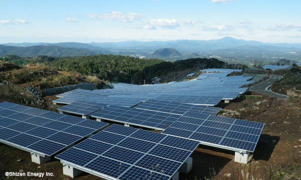 鹿児島県薩摩川内市におけるメガソーラー発電所完工のお知らせ