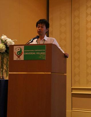 6/16  代表取締役・磯野がMIT主催 UV2014にて講演を行いました