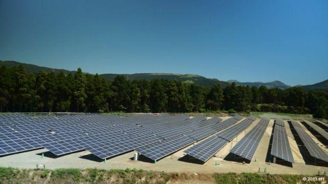 自然電力グループの手掛ける3カ所目のメガソーラー発電所が、竣工・送電開始 ~ 熊本県内・養豚団地跡を自然エネルギーで「再生」