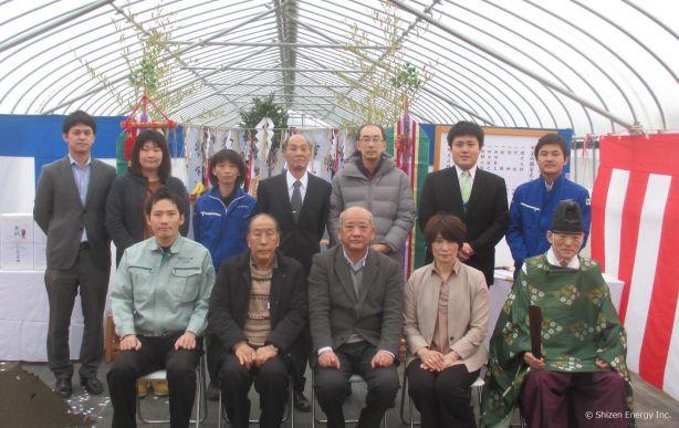 自然電力グループ初となるソーラーシェアリング  新潟県新潟市におけるメガソーラー発電所着工のお知らせ