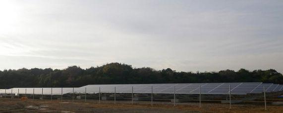 山口県宇部市 20年以上使用されていなかった土地が太陽光発電所として再スタート