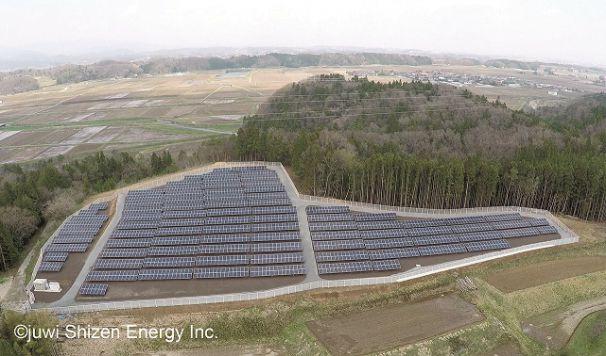 地元企業による産業用太陽光発電事業への進出をサポート 福島県須賀川市で発電所が完工