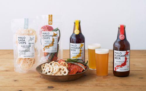自然エネルギー×日本の農業。 自然電力グループの農業法人、自然電力ファームが 食品ブランド「HALO JAPAN FOOD」を始動
