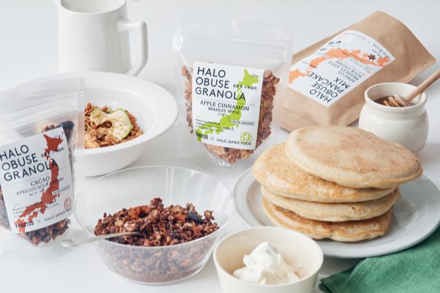 自然電力グループの食品ブランド「HALO JAPAN FOOD」から長野県小布施町のフルーツを使った新商品が発売