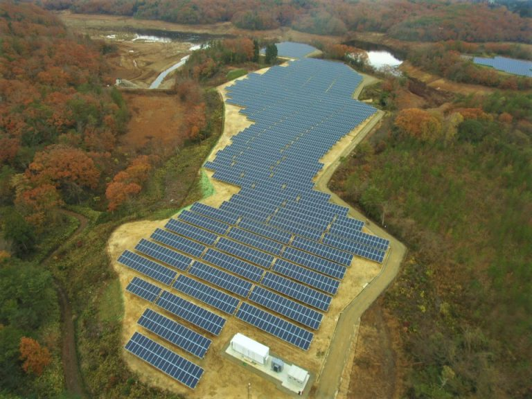 Announcement on the development and commercial operations of  new solar power plant in Ishikawa Prefecture ~First project completion with Tokyo Gas Group~