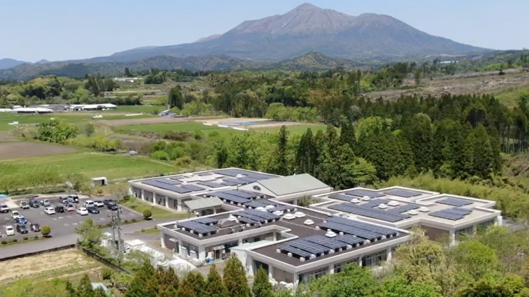 "Shizen Energy Launches ""Minimum Grid"" Service Combining Solar Power Generation System, Storage Batteries, and Energy Management System -First usage case at care facility, delivering both disaster preparedness and cost savings-"