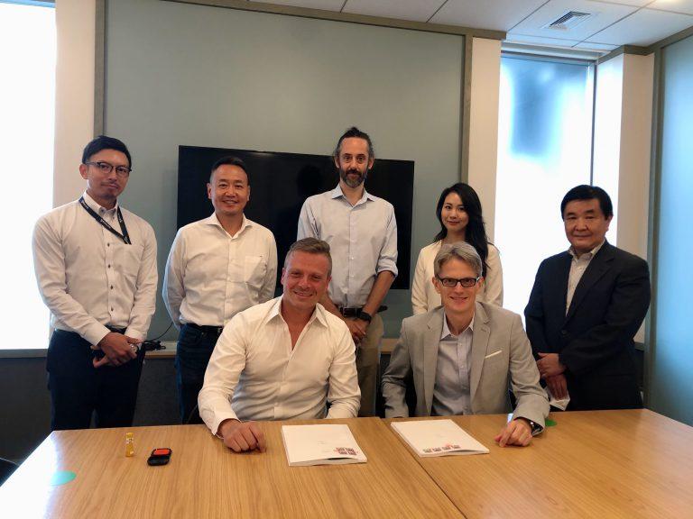 juwi自然電力、約14MWの山梨県「甲斐菖蒲沢太陽光発電所」におけるEPC契約を締結