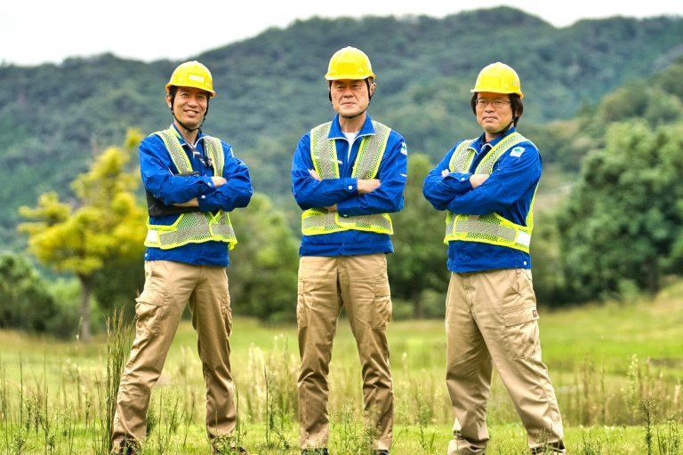 juwi Shizen Energy Starts Construction of 54-megawatt Solar park on former golf course in Tochigi Prefecture