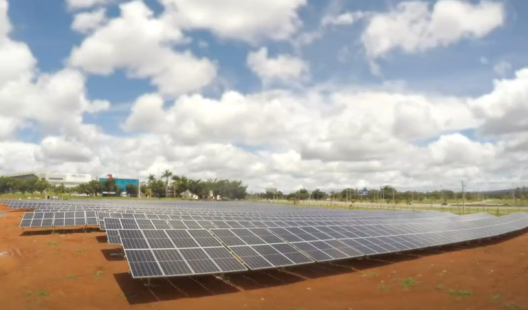 Shizen Energy Completes Construction of the Solar Power Plant in Brazil to Supply Power to Brasilia International Airport