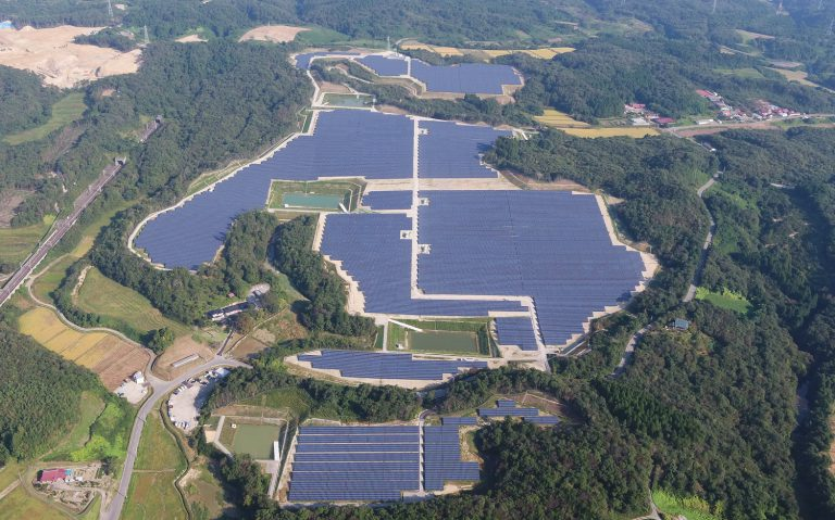 29 MW Osato Solar Park reaches the 1st anniversary of its commertial operation: Constructed and being operated by juwi Shizen Energy and juwi Shizen Energy Operation