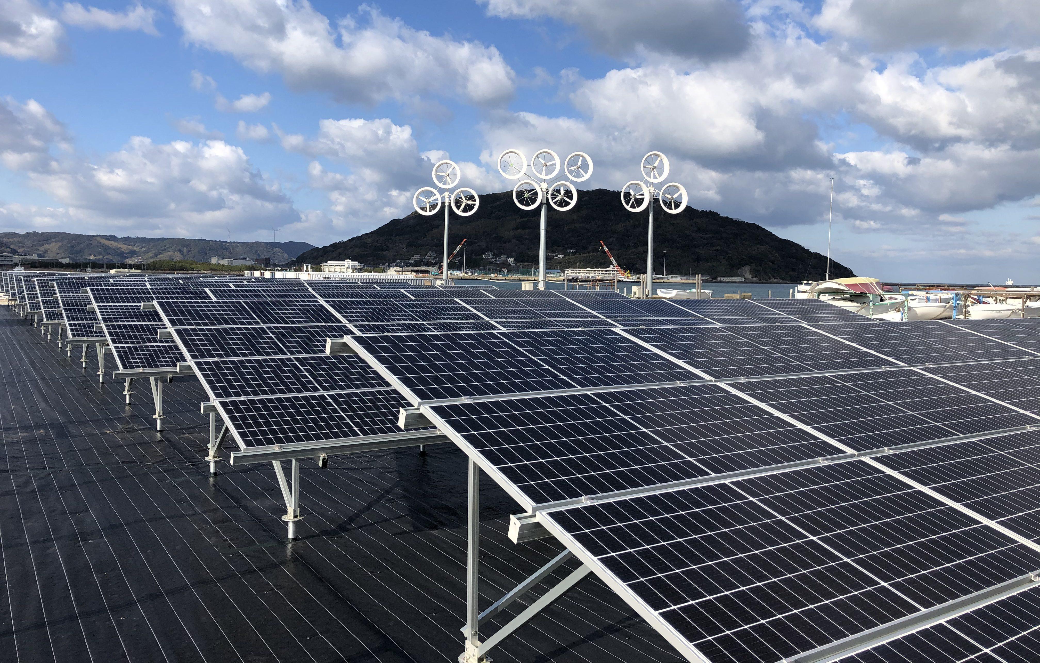 唐津市浄水センターに防災・減災機能向上のための太陽光発電設備・蓄電池設備を導入 ~新設・既存の発電設備における需給を最適制御システムで連携~