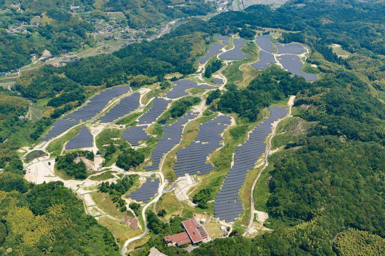 山口県における太陽光発電所の建設および商業運転開始について ~東京ガスグループとの3件目の完工案件~