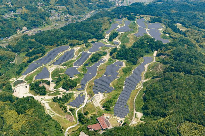 Announcement on the development and commercial operations of new solar power plant in Yamaguchi Prefecture ~Third project completion with Tokyo Gas Group~