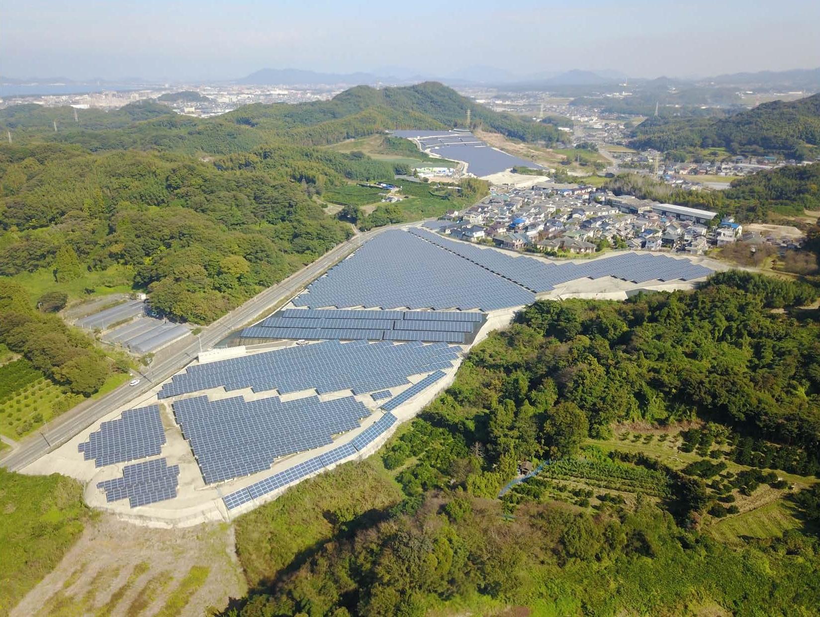 juwi自然電力オペレーションの累計契約実績が500MWを達成