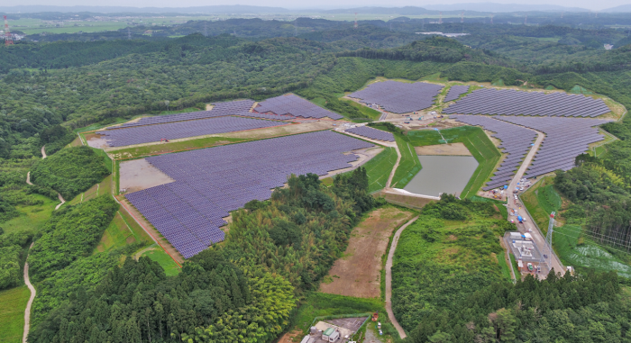 """juwi Shizen Energy Completes Construction and Begins Commercial Operations of 14MW solar EPC project """"LS Miyagi Matsushima Power Plant"""" in Miyagi Prefecture"""